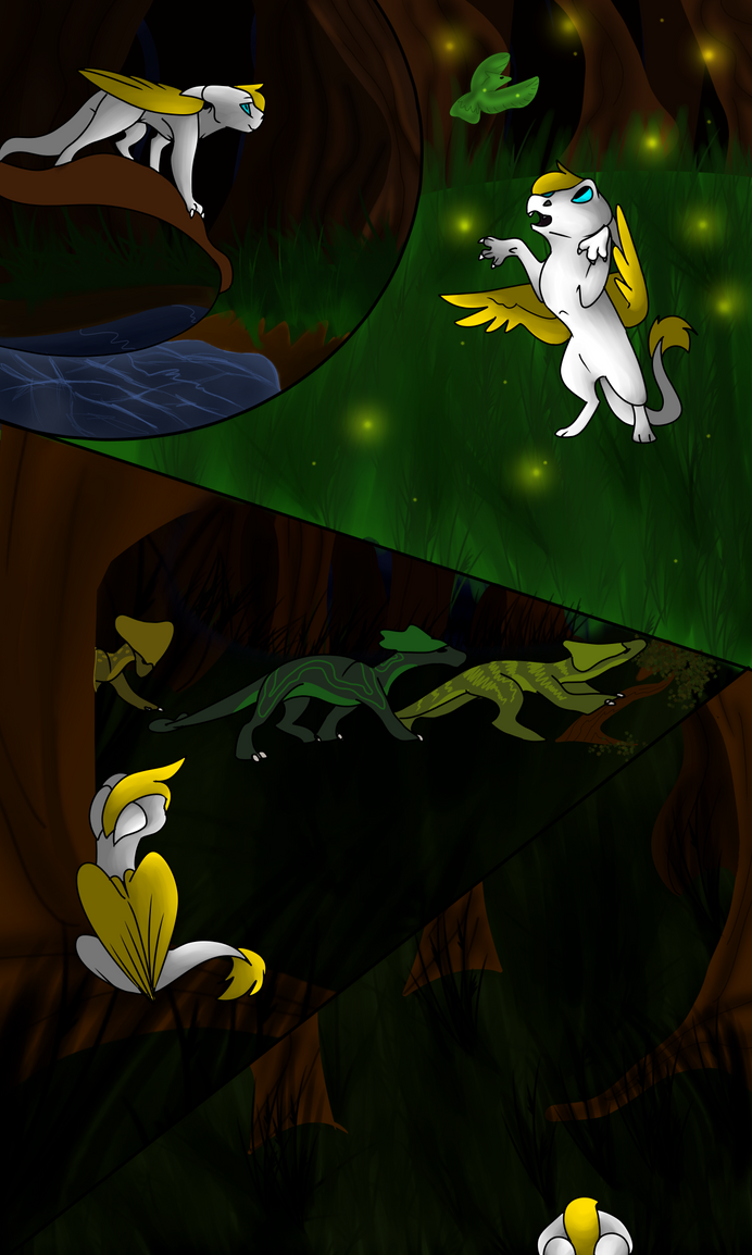 New Dawn Page 3 by SolinTheDragon