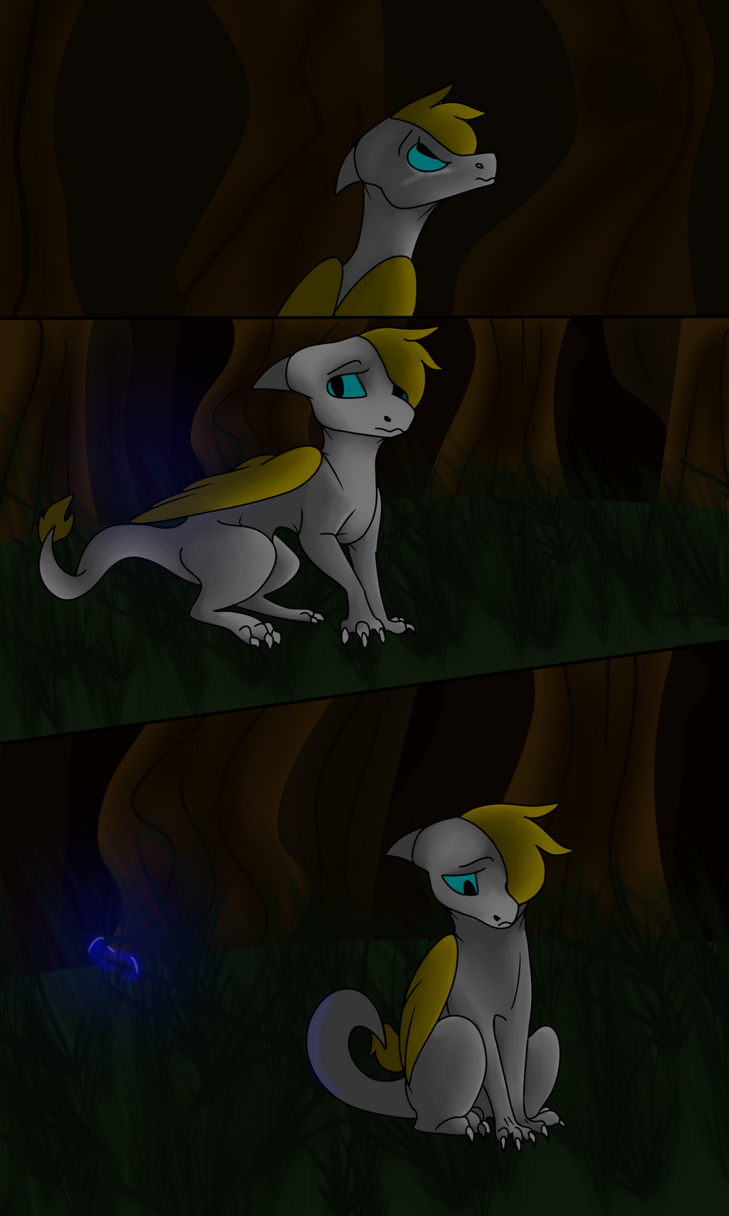 New Dawn Page 4 by SolinTheDragon