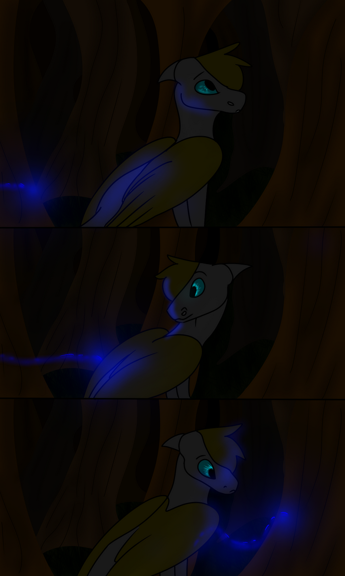 New Dawn Page 5 by SolinTheDragon