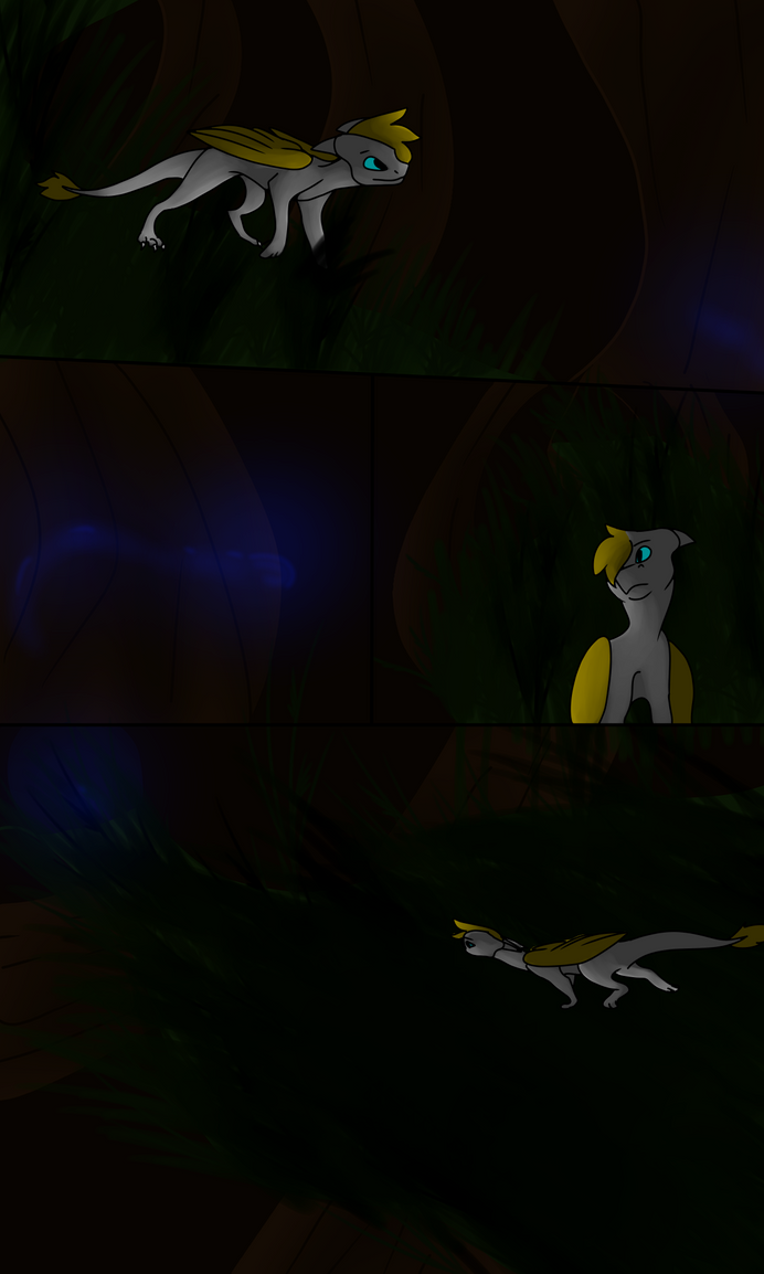 New Dawn Page 8 by SolinTheDragon