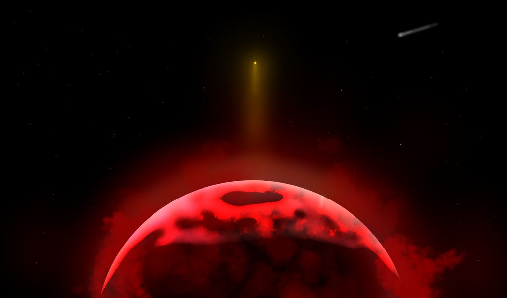 Zacapus Red Glow by SolinTheDragon