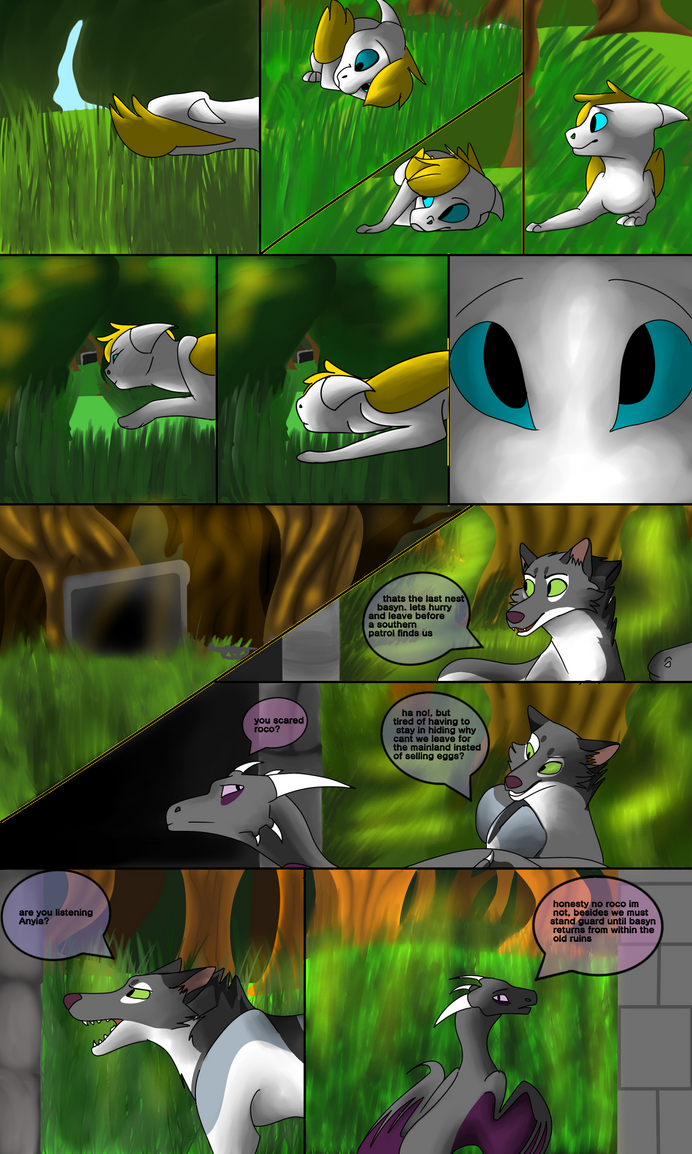New dawn page 22 by SolinTheDragon