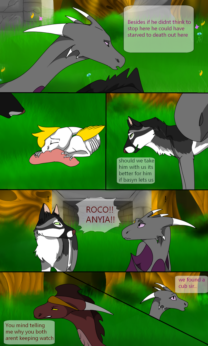 New Dawn Page 26 by SolinTheDragon