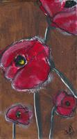 Poppies No. 13