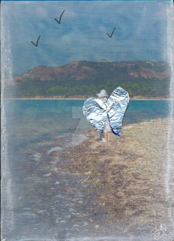 Reflecting Angel at Gallipoli