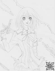 Yuki Cross-- Vampire Knight