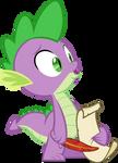 VIP -- Spike Perplexed