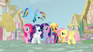 Vector - My Little Rarities by Drewdini