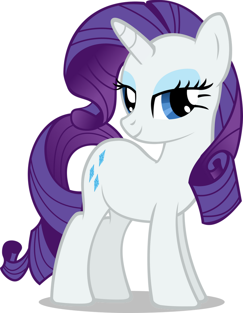 VIP -- My Little Rarity by Drewdini