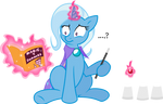 Trixie in: Magic 4 Dummies COLORED