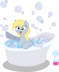 COL: Derpy's Bubbles