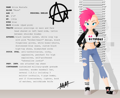 Character Profile - Muse