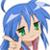 konata avatar by milkshakes-r-nice