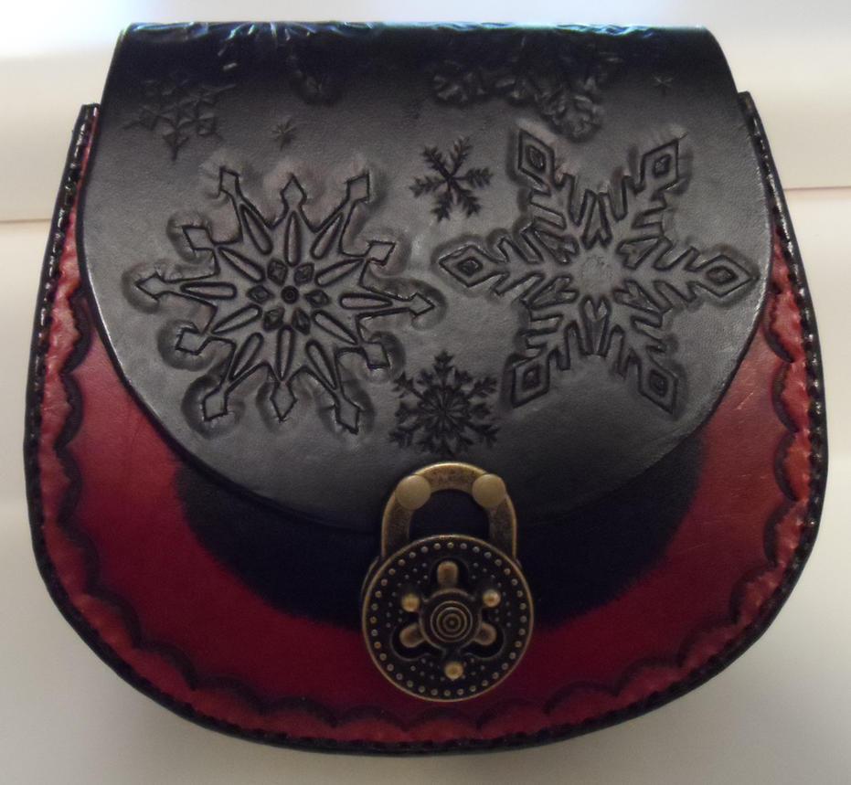 santa claus belt pouch by eatonjar - Santa Claus Belt