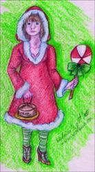 LjbIANb (Victoria) secret santa gift by Wol4ica