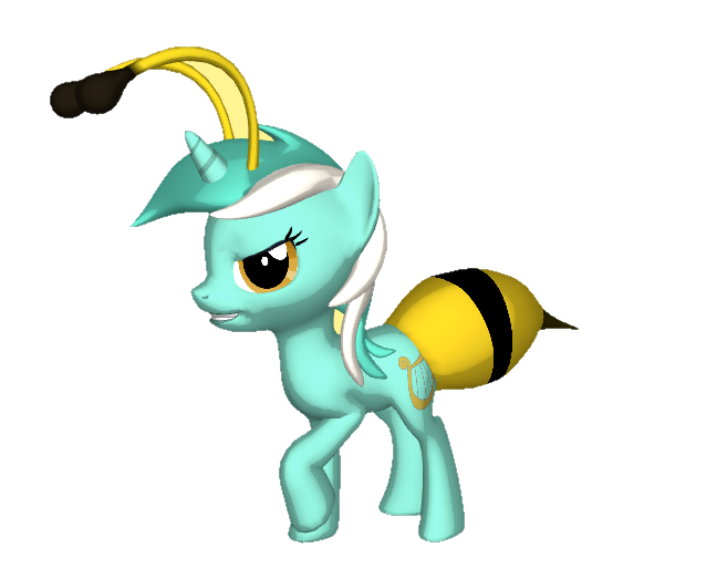 Lyra-bee by iLucky7