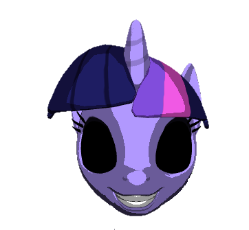 Twilight Face (no eyes) by iLucky7