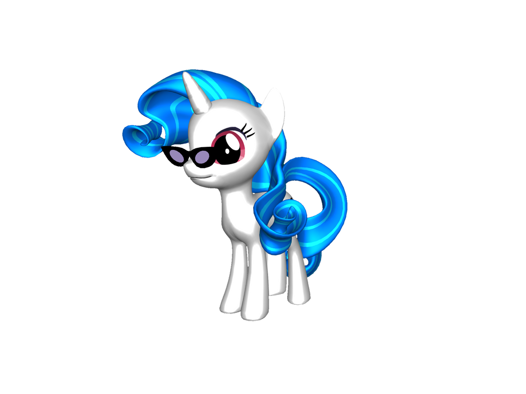 Sophisticated Vinyl Scratch by iLucky7