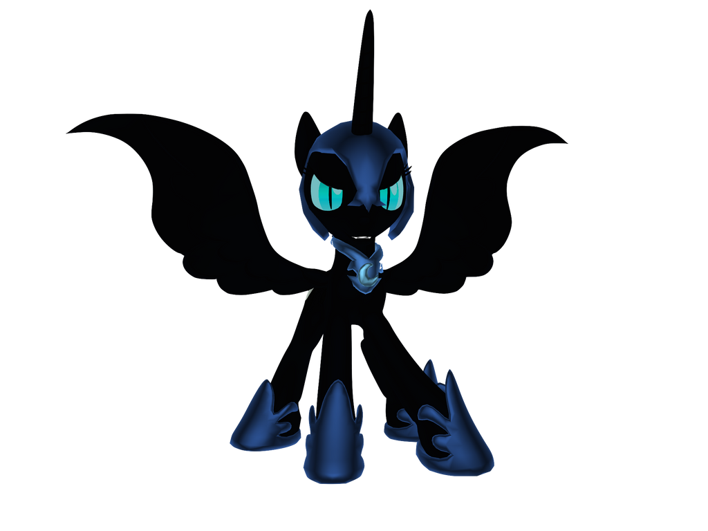 Nightmare Moon by iLucky7