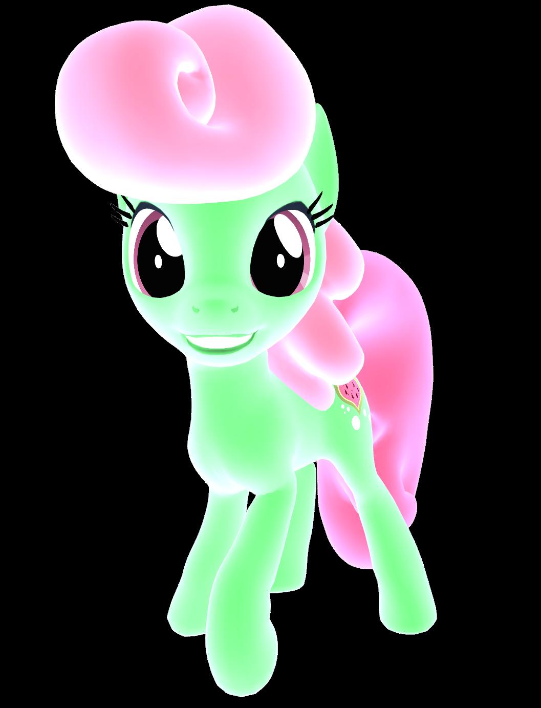 Watermelon Pony by iLucky7