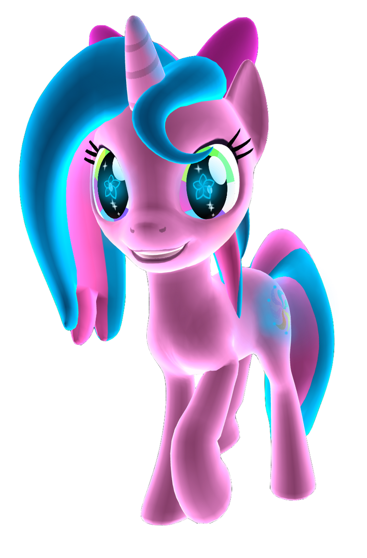 Cotton Candy Swirl by iLucky7