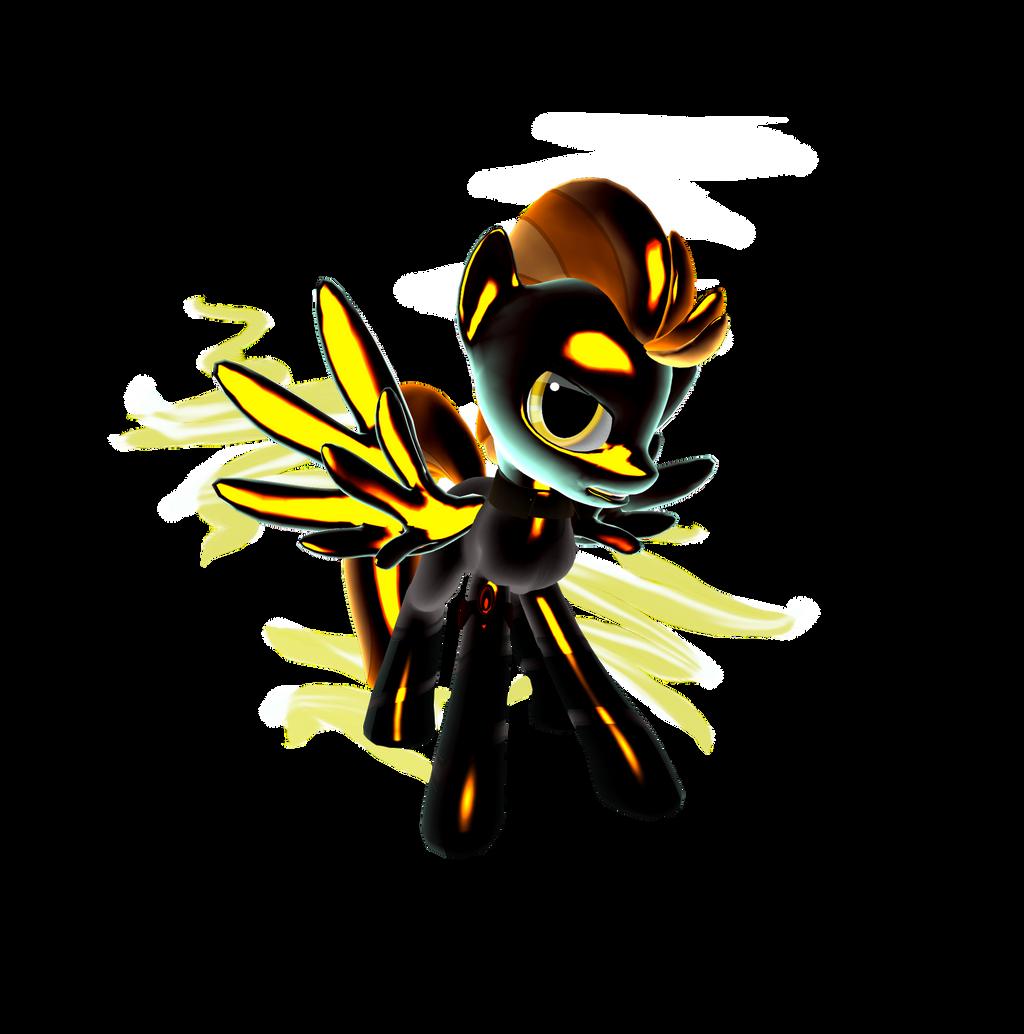 Lightning Commander 137 by iLucky7
