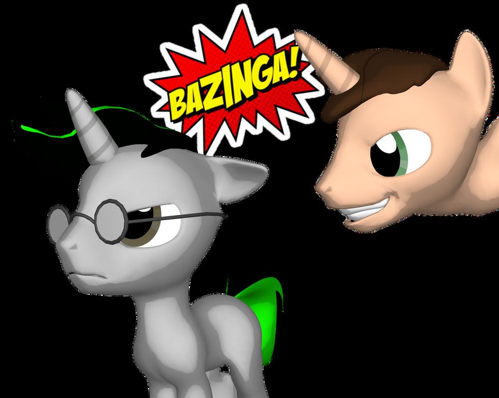 Bazinga! by iLucky7