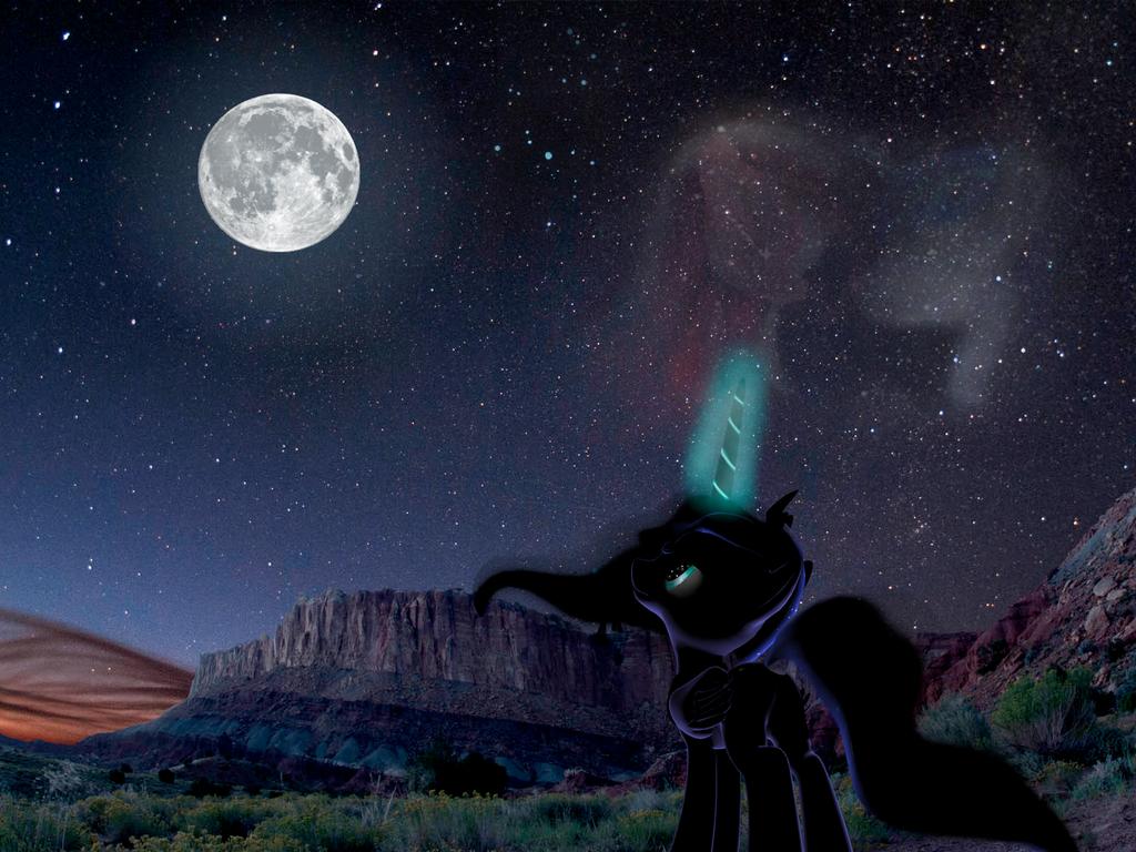 Raise The Moon by iLucky7