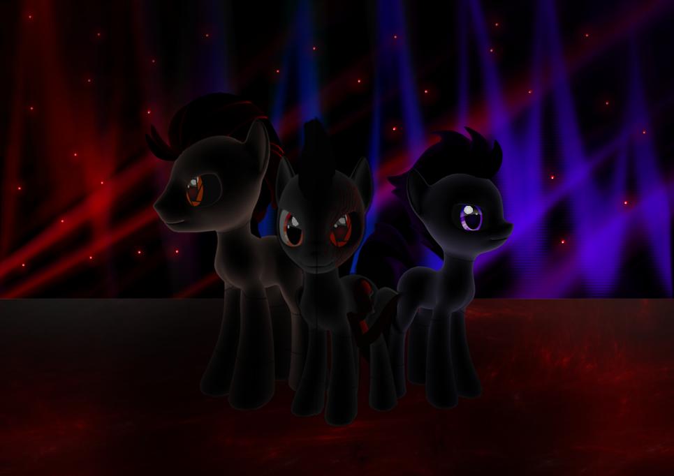We Are Darkplex by iLucky7