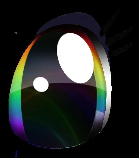 Rainbow Eye by iLucky7