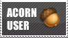 Acorn Stamp by iLucky7