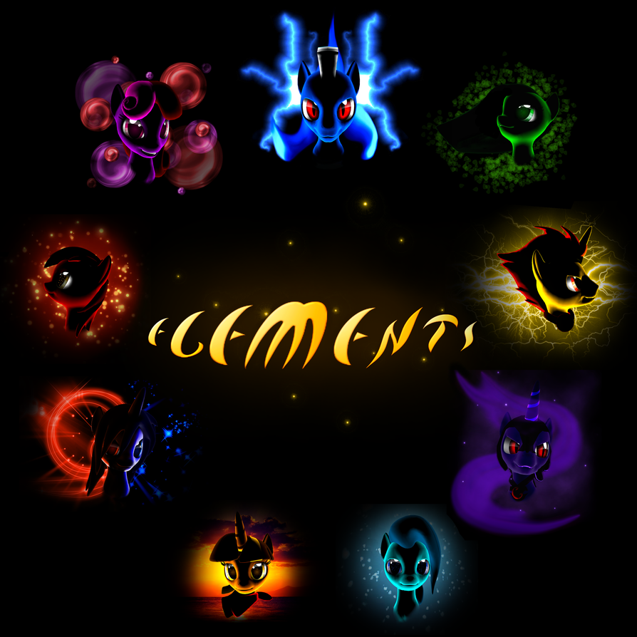 Elements by iLucky7