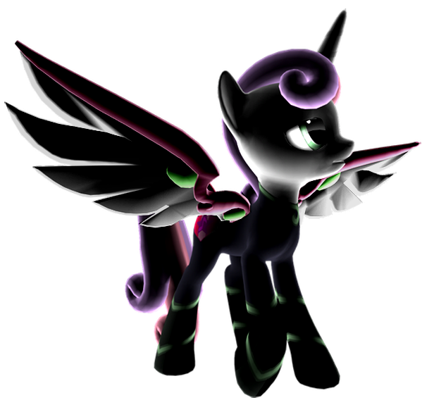 Nuclear Winter: Sweetie Belle by iLucky7
