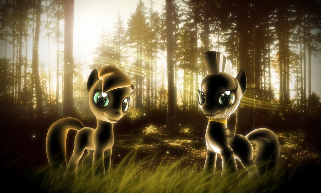 Sarks Of The Forest by iLucky7