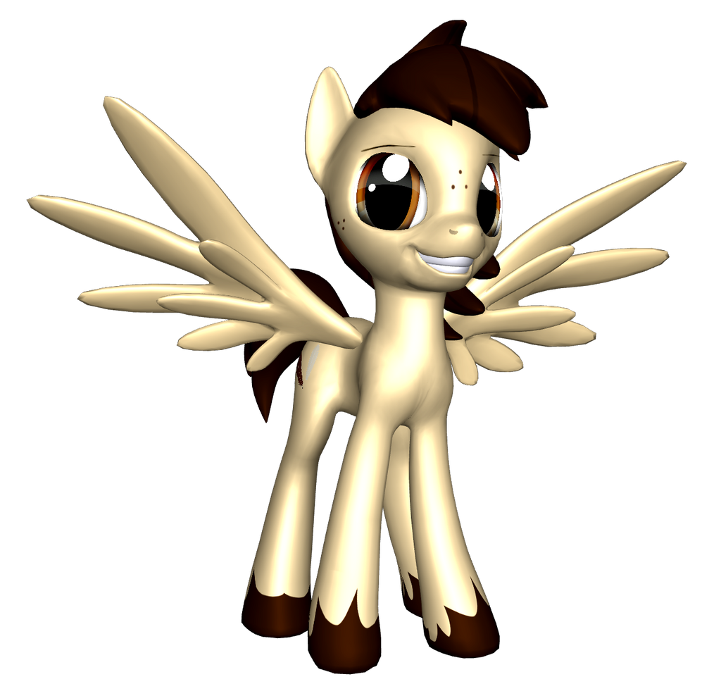 Equestrian Gothic: Bantam by iLucky7