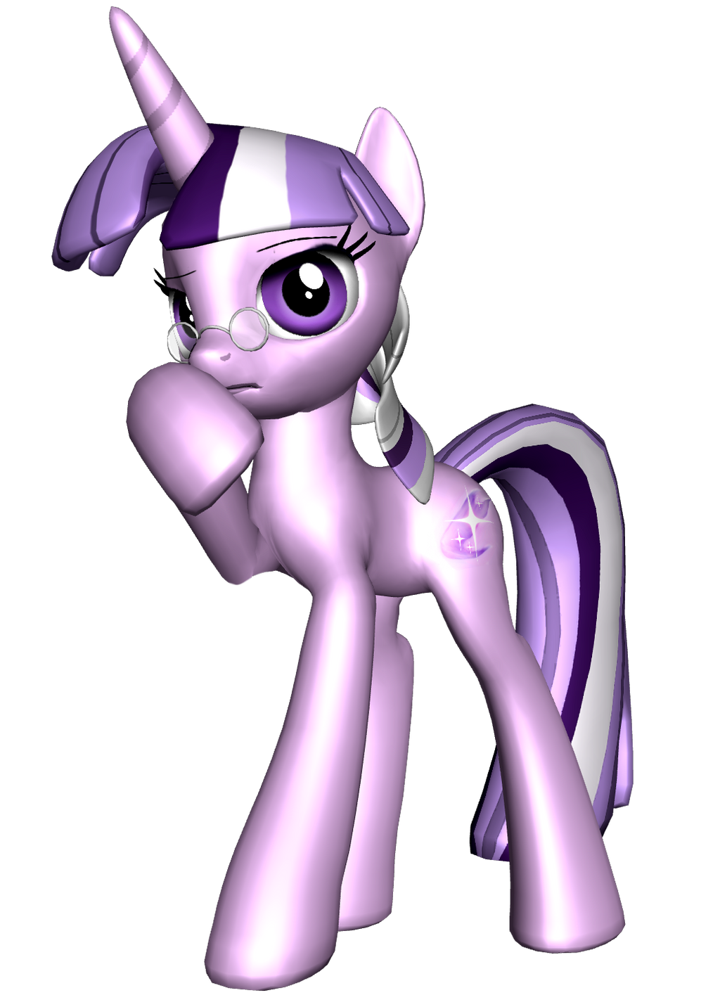 Equestrian Gothic: Glister by iLucky7