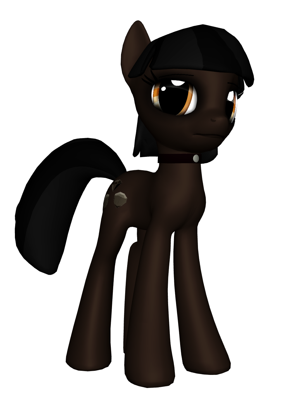 Equestrian Gothic: Granite by iLucky7