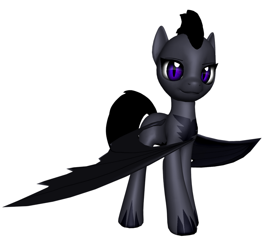 Equestrian Gothic: Kyanite by iLucky7