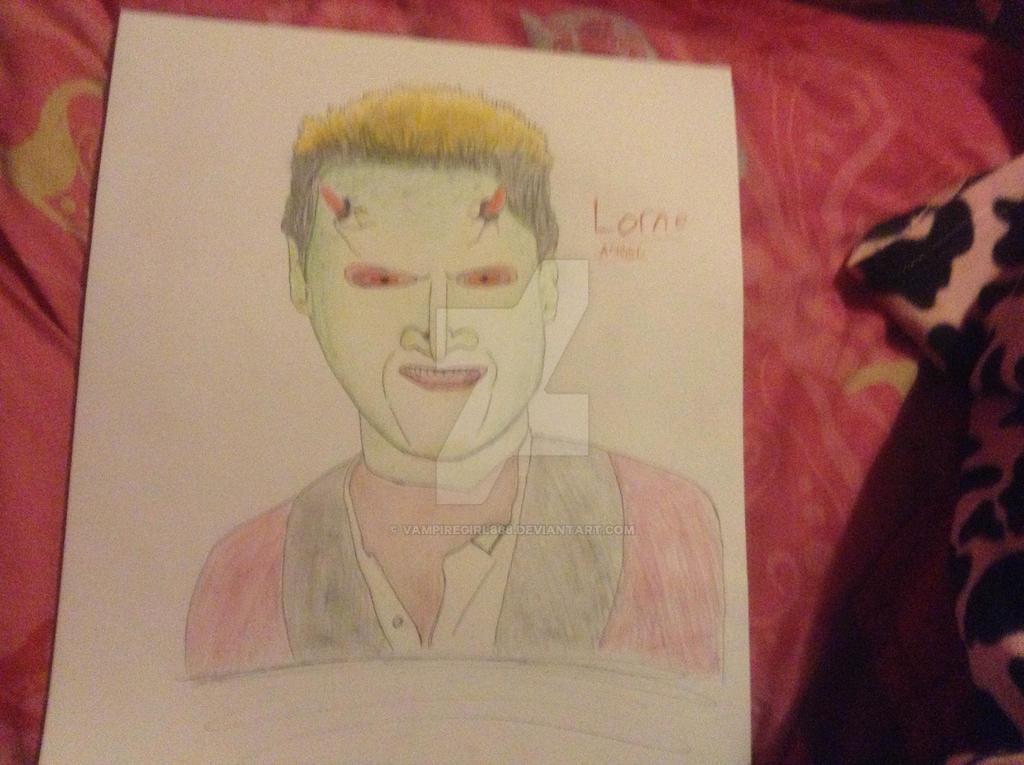 Lorne from Angel by VampireGirl888 on DeviantArt