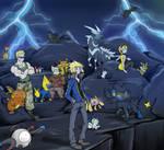 Thunder Pokemon Masters