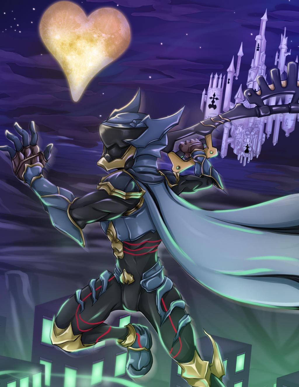 Ventus Keyblade armor by KajiMateria on DeviantArt