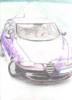 Alfa Romeo 147 by jbdevart