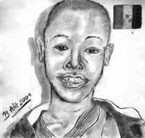 African child by jbdevart