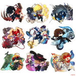 Persona 5 Chibis (with shop link)