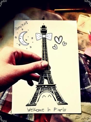 Welcome in Paris by DonoYuki