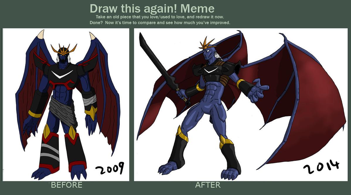 Draw This Again: Axon by Stark-liverbird