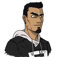 Robbie Reyes - Ghost Rider by Stark-liverbird