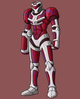 Lorus Zeran - Lord Zedd/Samus Aran fan fusion by Stark-liverbird