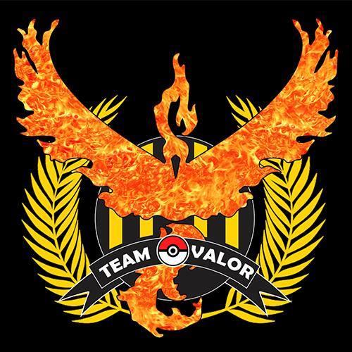 Team Valor Wallpaper by mrblaze111