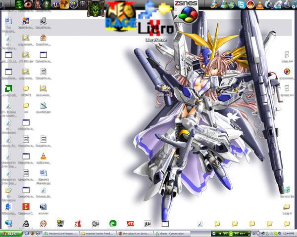 desktop by the-catalyst